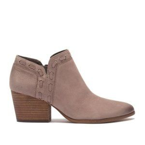 NEW Vince Camuto Nenva Stitched Bootie